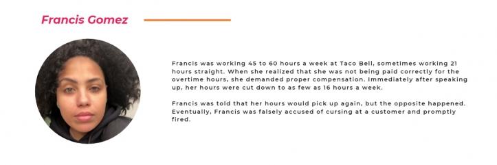 Francis - Story